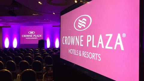 Crown Plaza Ballroom